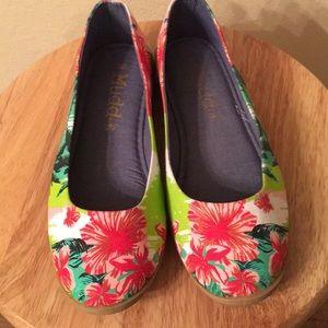 Mudd flat shoes 🌺🌺🌺